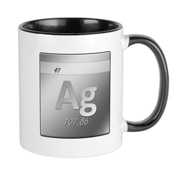 Silver (Ag) Mug