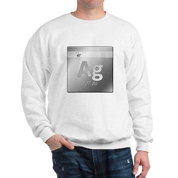 Silver (Ag) Sweatshirt