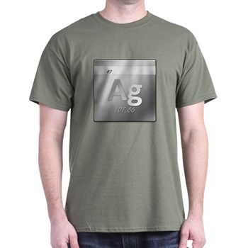 Silver (Ag) Dark T-Shirt