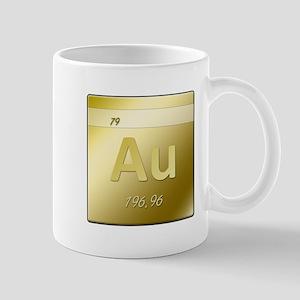 Gold (Au) Mug