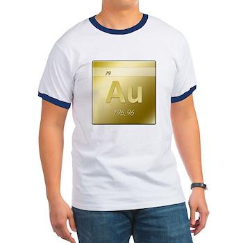 Gold (Au) Ringer T