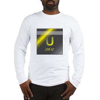 Uranium (U) Long Sleeve T-Shirt