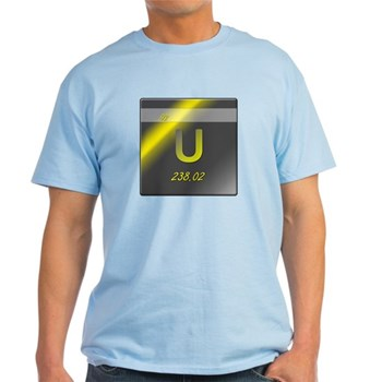 Uranium (U) Light T-Shirt