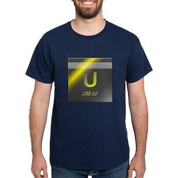Uranium (U) Dark T-Shirt