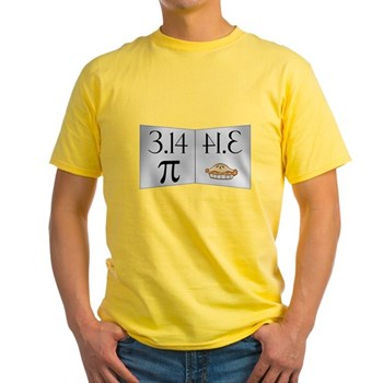 PI 3.14 Reflected as PIE Light T-Shirt