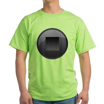 Stop Button Light T-Shirt