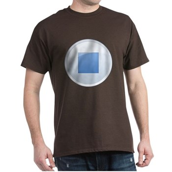 Stop Button Dark T-Shirt