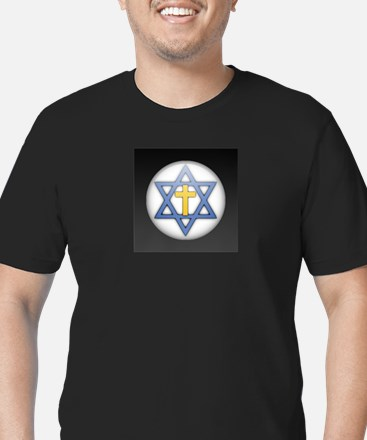 Star of David with Cross T