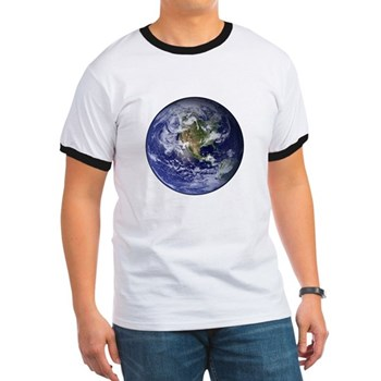 Western Earth from Space Ringer T
