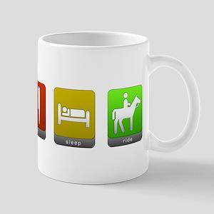Eat, Sleep, Ride Mug