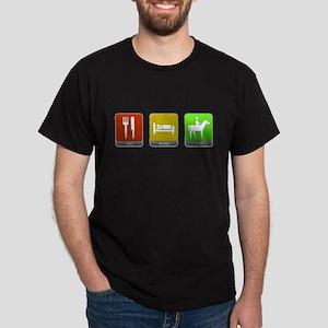 Eat, Sleep, Ride Dark T-Shirt
