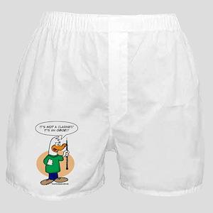 TFBC Oboe Boxer Shorts