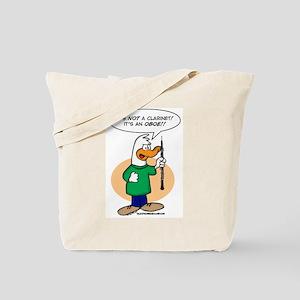 TFBC Oboe Tote Bag