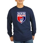 Bad News Beers Long Sleeve Dark T-Shirt