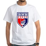 Bad News Beers White T-Shirt