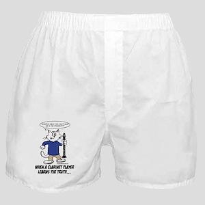 TFBC Clarinet Boxer Shorts