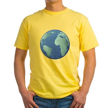 Planet Earth Light T-Shirt