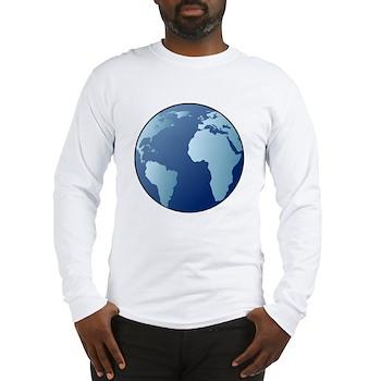 Blue Planet Long Sleeve T-Shirt