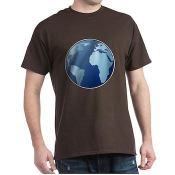 Blue Planet Dark T-Shirt