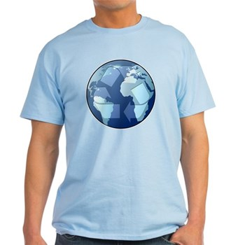 Blue Planet - Recycle Light T-Shirt