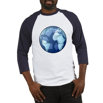 Blue Planet - Recycle Baseball Jersey