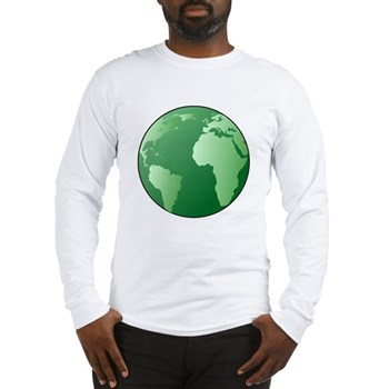 Green Earth Long Sleeve T-Shirt