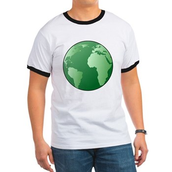 Green Earth Ringer T