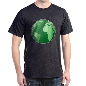 Green Earth Dark T-Shirt