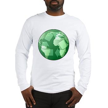 Green Earth - Recycle Long Sleeve T-Shirt