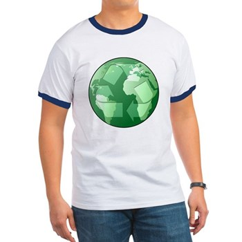 Green Earth - Recycle Ringer T