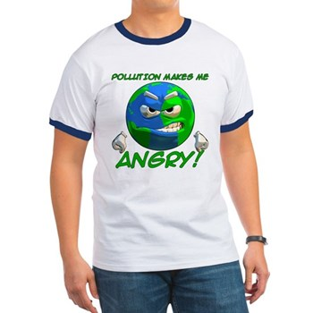 Angry Earth Ringer T