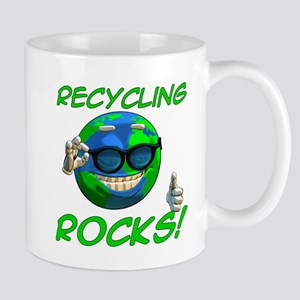 Recycling Rocks! Mug