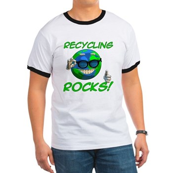 Recycling Rocks! Ringer T