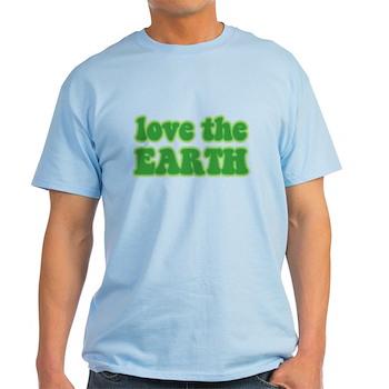 Love the Earth Light T-Shirt