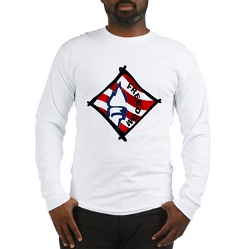 Red, White and Blue Freedom Long Sleeve T-Shirt