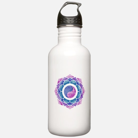Cute Buddah Water Bottle