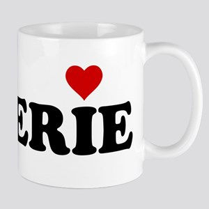Erie with Heart Mug