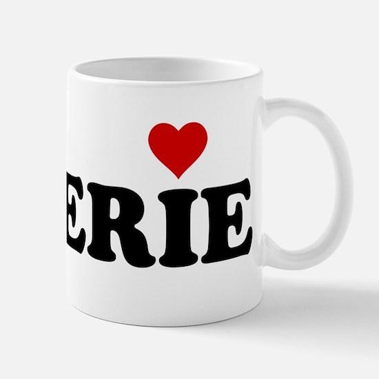 Erie with Heart Mug