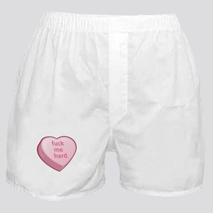 fuck me hard Boxer Shorts