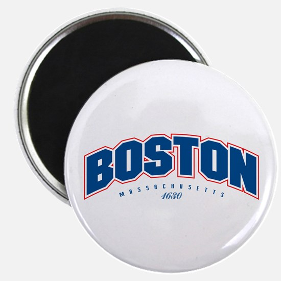 Boston 1630 Magnet