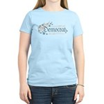 Democrat Graphic Women's Light T-Shirt