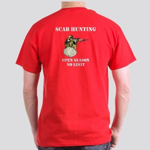 SCAB HUNTING REAR GRAPHIC