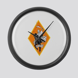 VF-142 Ghostriders Large Wall Clock