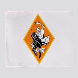 VF-142 Ghostriders Throw Blanket