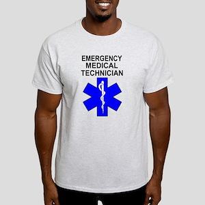 Emergency Medical Technician Light T-Shirt