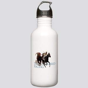 Thoroughbred Racing Stainless Water Bottle 1.0L