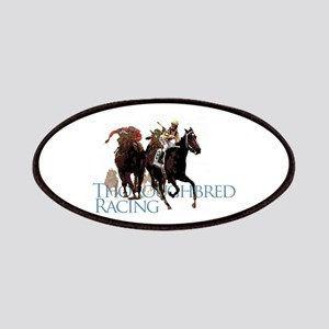 Thoroughbred Racing Patches