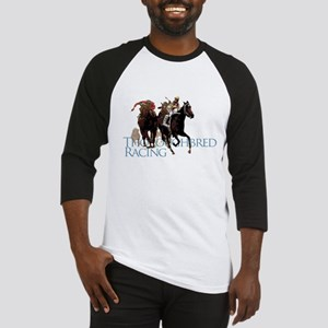 Thoroughbred Racing Baseball Jersey