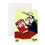 Sole Practitioner's Greeting Cards (Pk of 20)