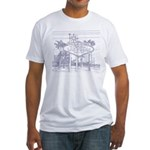 Las Vegas Fitted T-Shirt